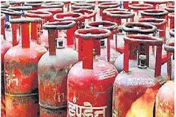 illegal business of gas content in the city the department not action