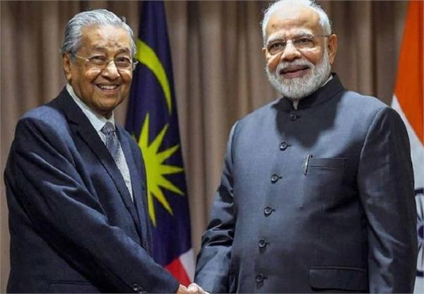 malaysia mahathir mohammed palm oil kashmir