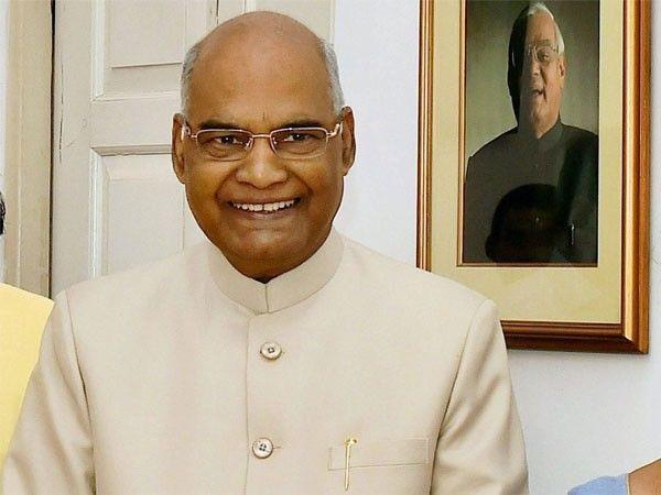kovind wishes on the occasion of uttar pradesh s foundation day