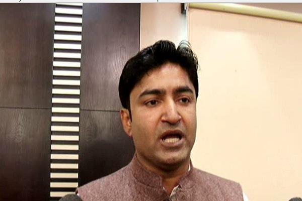 bjp mla abhijeet sanga accused of corruption in namami gange project