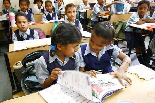 directorate made changes in the time of double shift schools