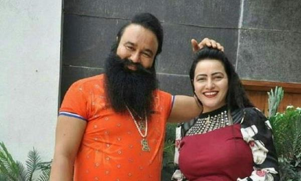 honeypreet reached jail for the fourth time to meet ram rahim