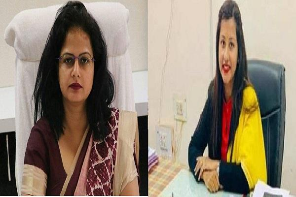 ias association angry over indecent remarks on rajgarh collector