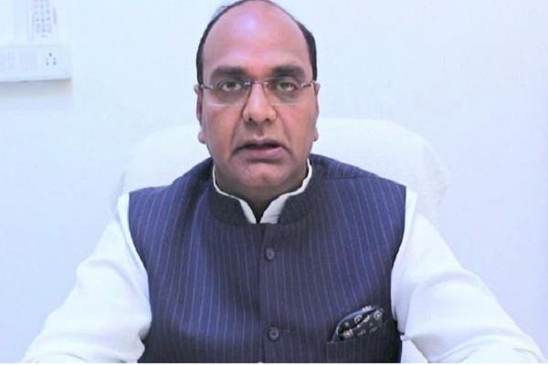 vishwas sarang s big accusation on kamal nath government