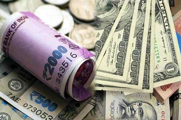 rupee strengthened by 17 paise against dollar in early trade