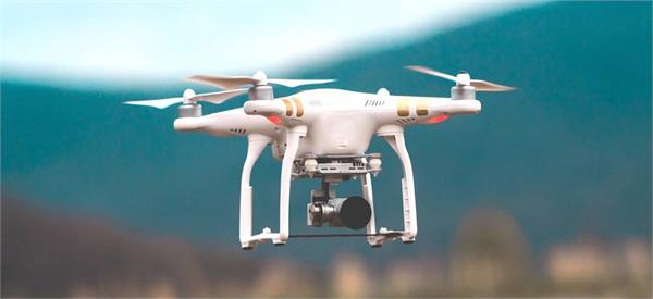 ban on driving a drone in mohali due to security