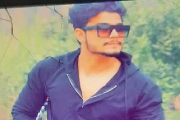 muzaffarnagar former mla s son shot dead