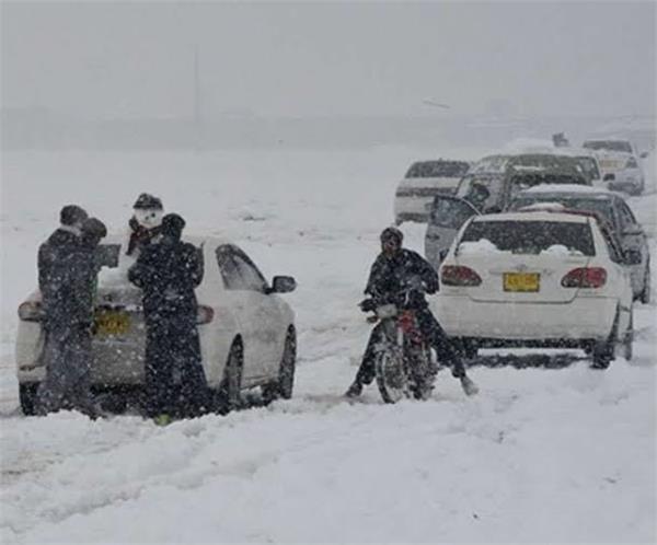emergency in pak s balochistan over heavy snow rain
