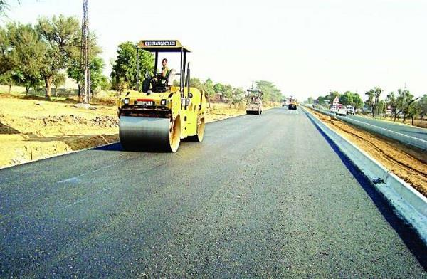 navalty road will be smart tender allot of 2 12 crore