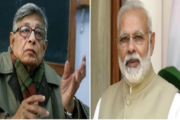 modi should read books then he will know how much he has irfan habib