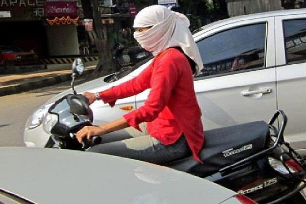 hearing in case exempting women helmet mandatory mp high court