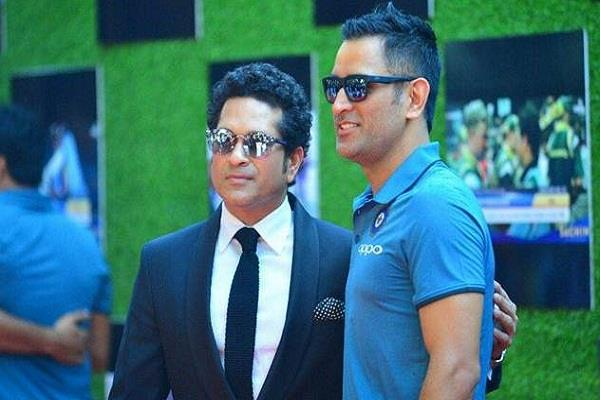 now sachin dhoni will also say mutual fund is right