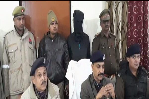 ambedkarnagar kidnapped for ransom police revealed