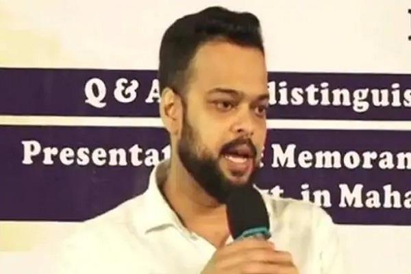 abu azmi s son said cm uddhav is scaring the muslims