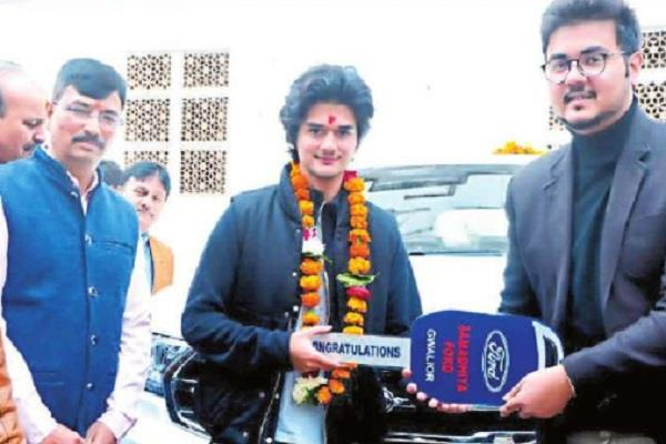 yuvraj scindia inaugurated maharaj jeevajirao scindia museum