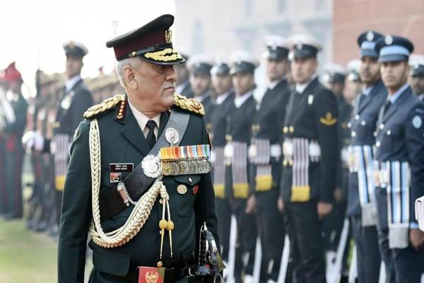 37 officers will be posted in cds bipin rawat department