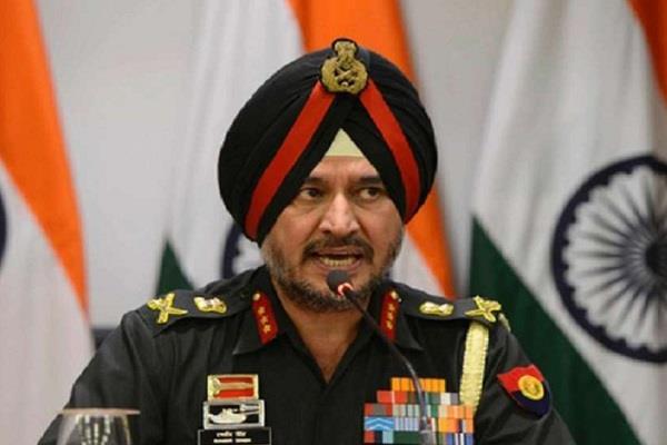 general ranbir singh goodbye northern command today