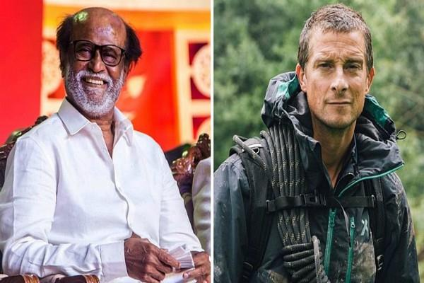 after pm modi now superstar rajinikanth will be seen in man vs wild
