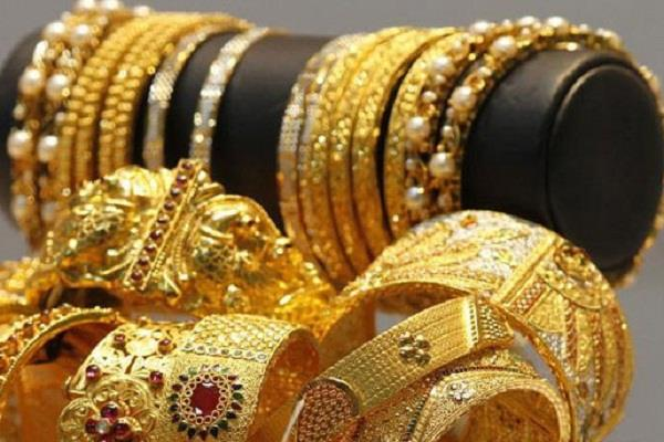 gold becomes expensive again after the fall