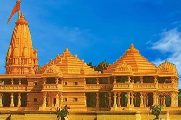 vhp will give a boost to ram temple construction campaign