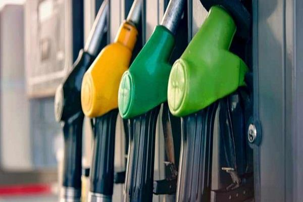 petrol became cheaper for third consecutive day