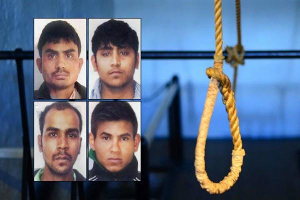 nirbhaya culprits hang hard on january 22