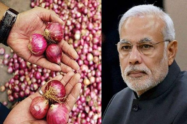 onion became a burden for india