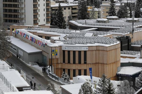 davos ready to welcome top leaders of the world