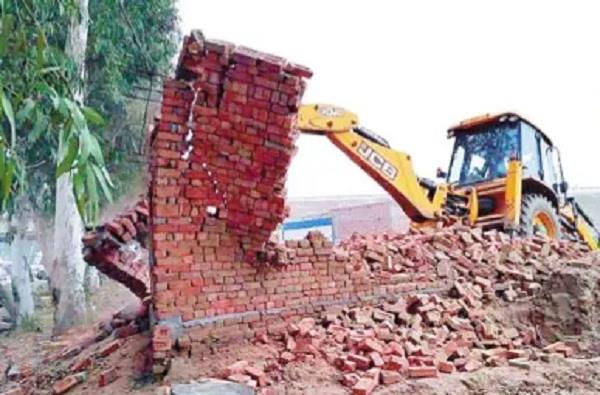 dtp department action on illegal construction