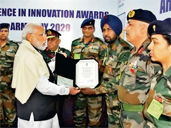 army jawan made such a robot that will reduce the financial burden