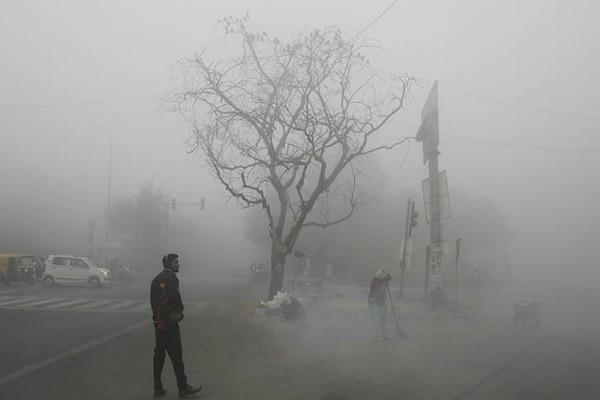 winter season in delhi