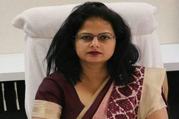 caa controversy rajgarh collector nidhi nivedita removed biaora sdm slap