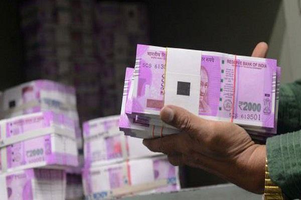 fake notes of 2000 are present in the market