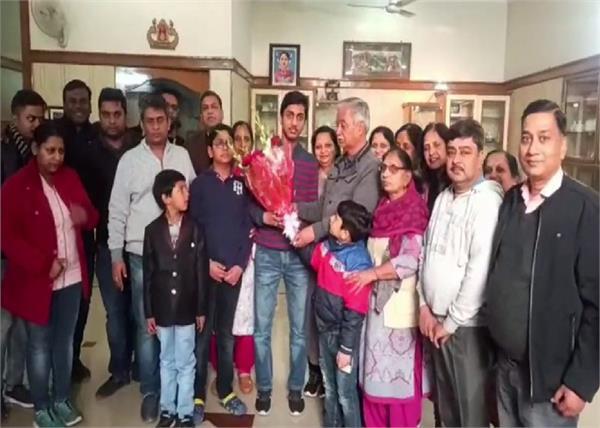 jee result anirudh kansal of dhuri secured 99 93 marks