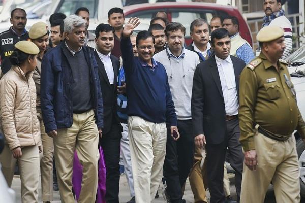 delhi elections arvind kejriwal bjp