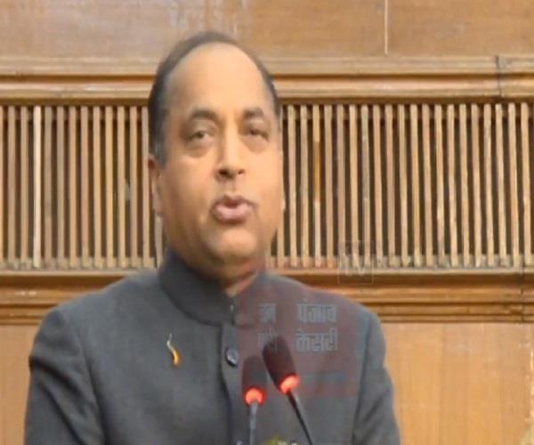 cm said on dr rajeev bindal becoming bjp president
