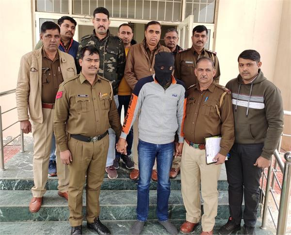 haryana police gets huge success absconding offender arrested from goa