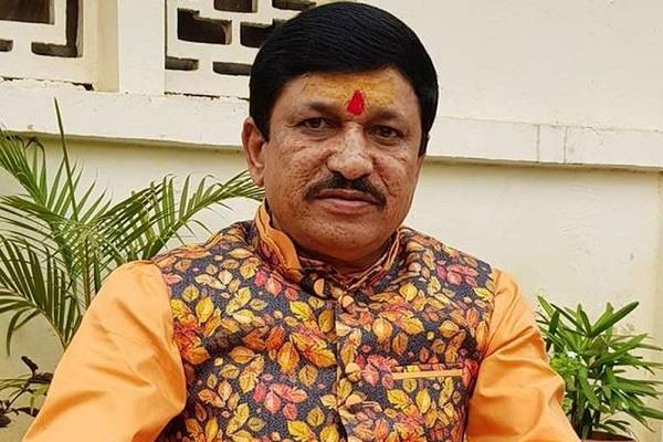 bjp mla narayan tripathi opposes caa