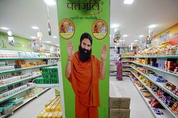ruchi soya and patanjali business crossed 25000 crore
