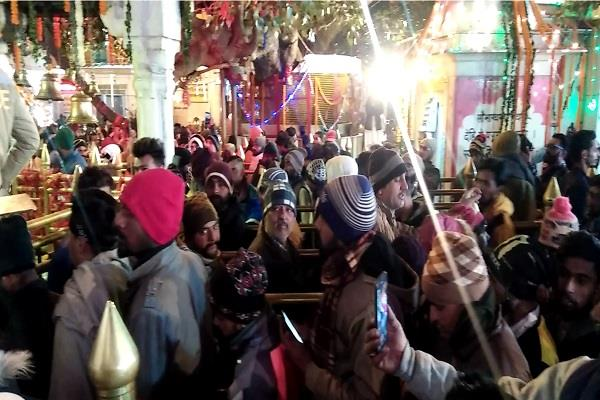 punjabi singers gathered to celebrate devotees