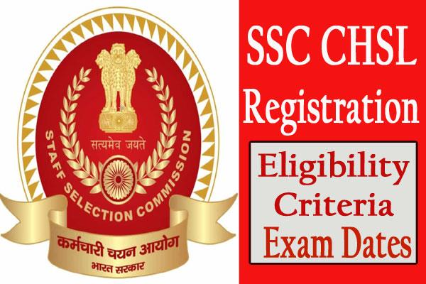 ssc chsl registration for 4893 posts last chance to apply today
