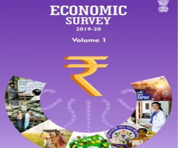 economic survey will be presented 1 day before the budget