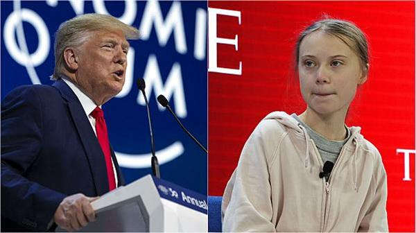 greta thunberg s message at davos forum our house is still on fire