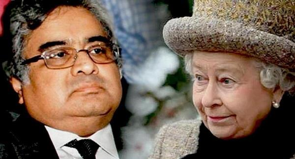 harish salve to become legal adviser to the queen of britain