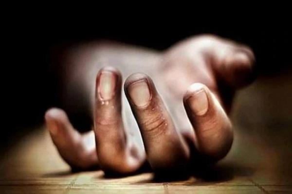 youth dies by drinking poisonous medicine