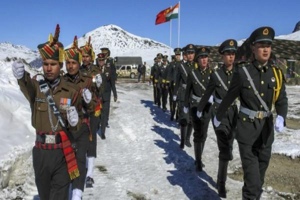 indo chinese army expressed desire to maintain peace with ladakh lac