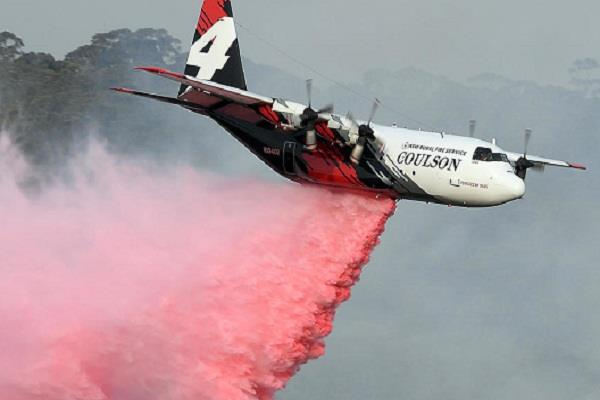 3 us firefighters die in plane crash while battling australian fire