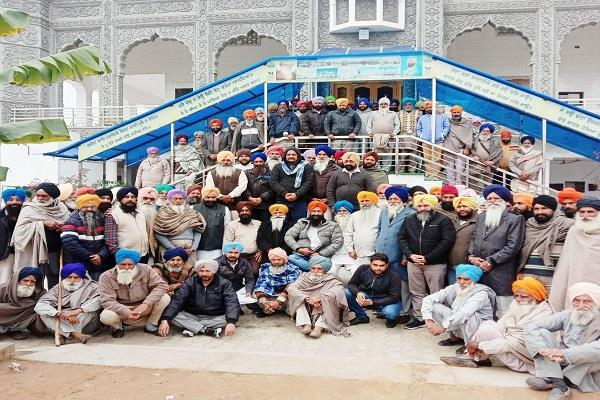 akali leaders in favor of dhindsa in sherpur
