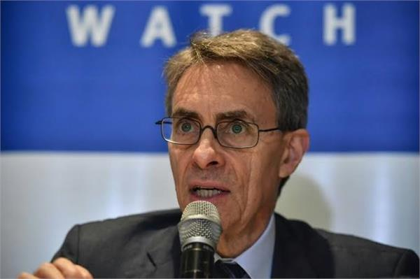 hrw chief  denied entry to hong kong  ahead of critical china