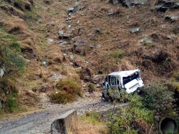 car accident in chamba
